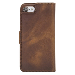 Florence RFID Blocking Leather Wallet Case for iPhone 7