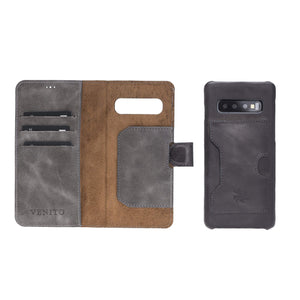 Florence RFID Blocking Leather Wallet Case for Samsung Galaxy S10