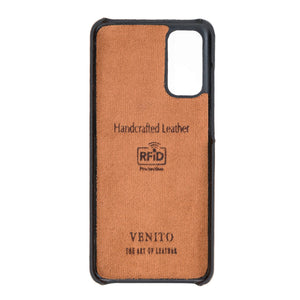 Florence RFID Blocking Leather Wallet Case for Samsung Galaxy S20
