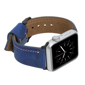 Forio Leather Band Strap for Apple Watch