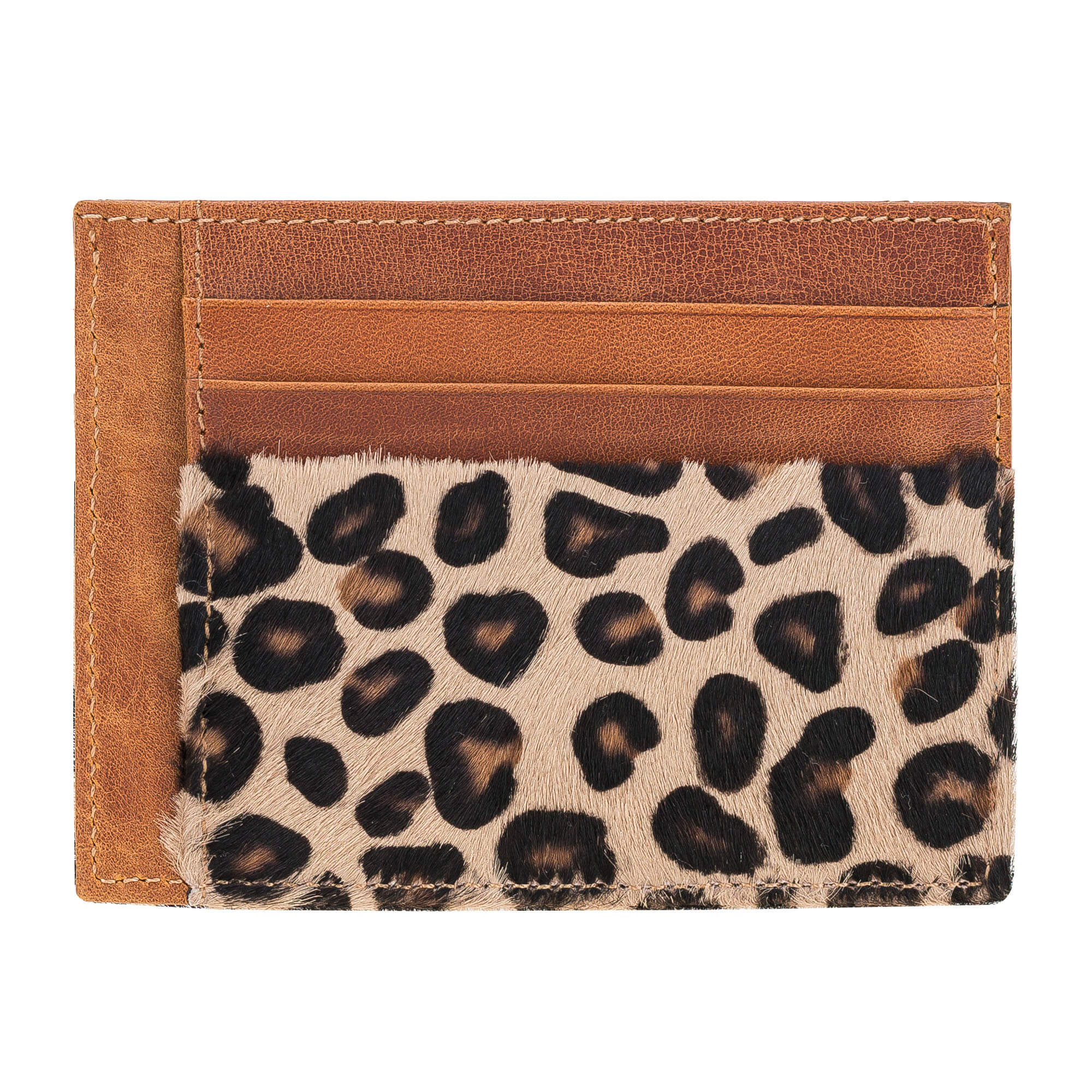 Genoa RFID Blocking Leather Wallet Card Holder
