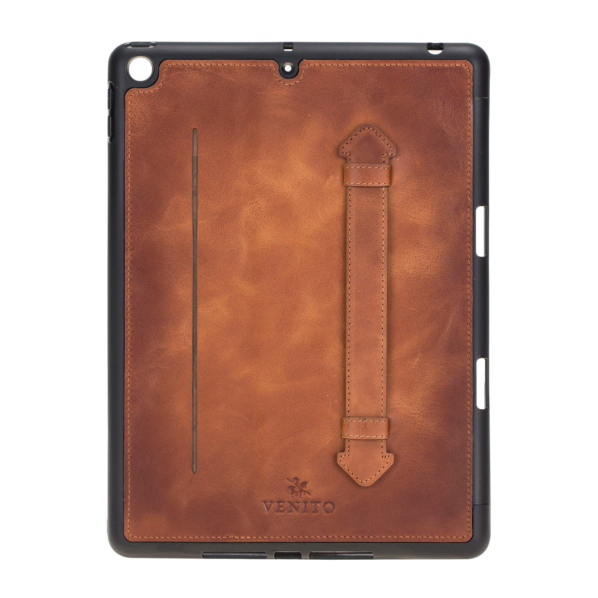 Lecce Leather Wallet Case for iPad 10.2 inch