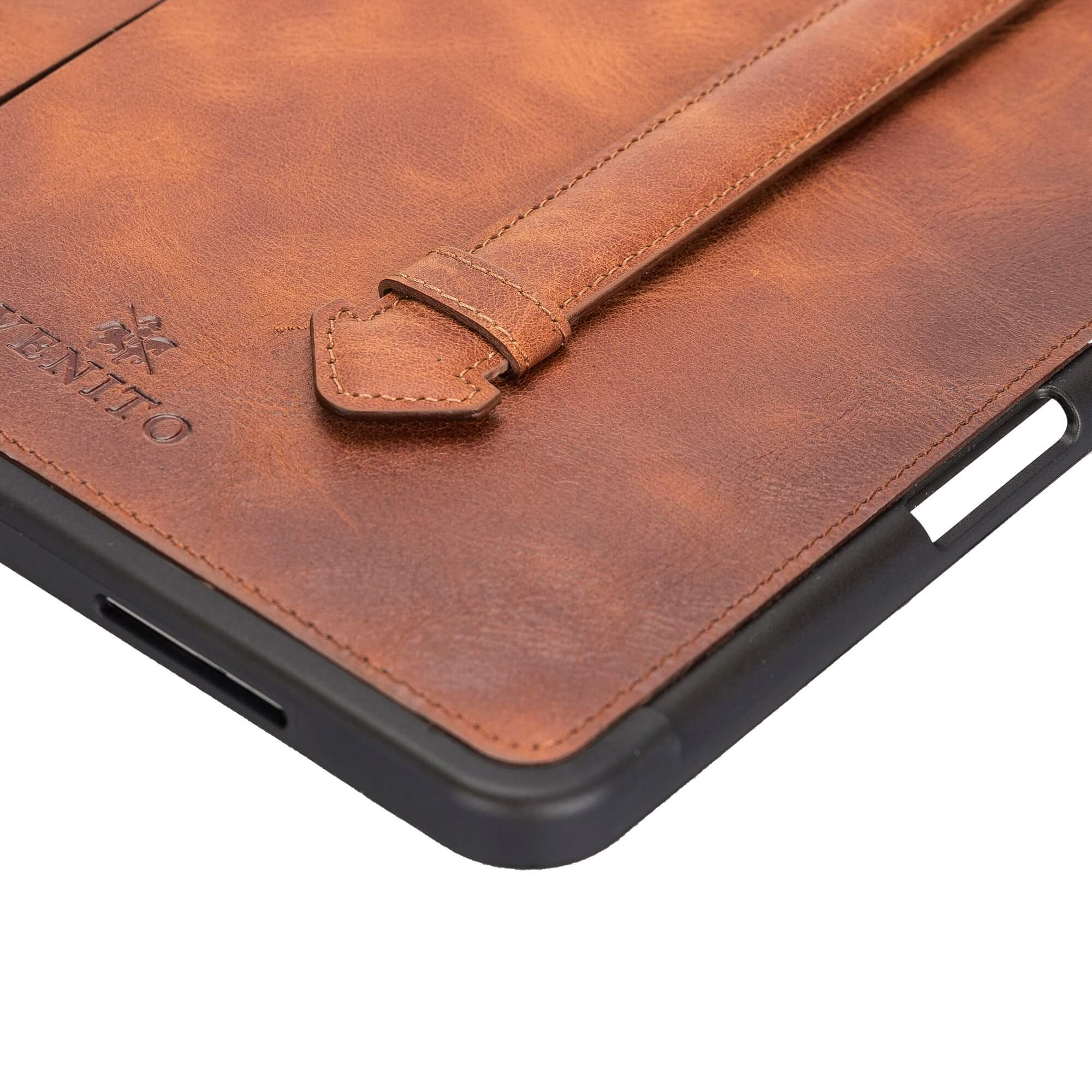 Lecce Leather Wallet Case for iPad Air 4 2020