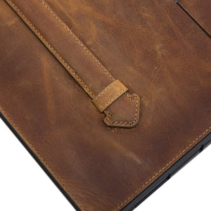 Lecce Leather Wallet Case for iPad Pro 12.9 inch