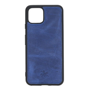 Lucca Snap On Leather Case for Google Pixel 4