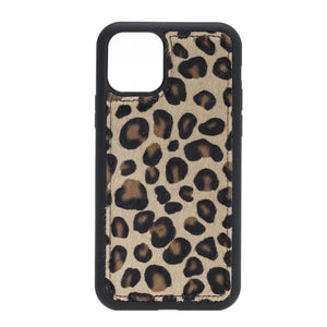 Lucca Snap On Leather Case for iPhone 11 Pro