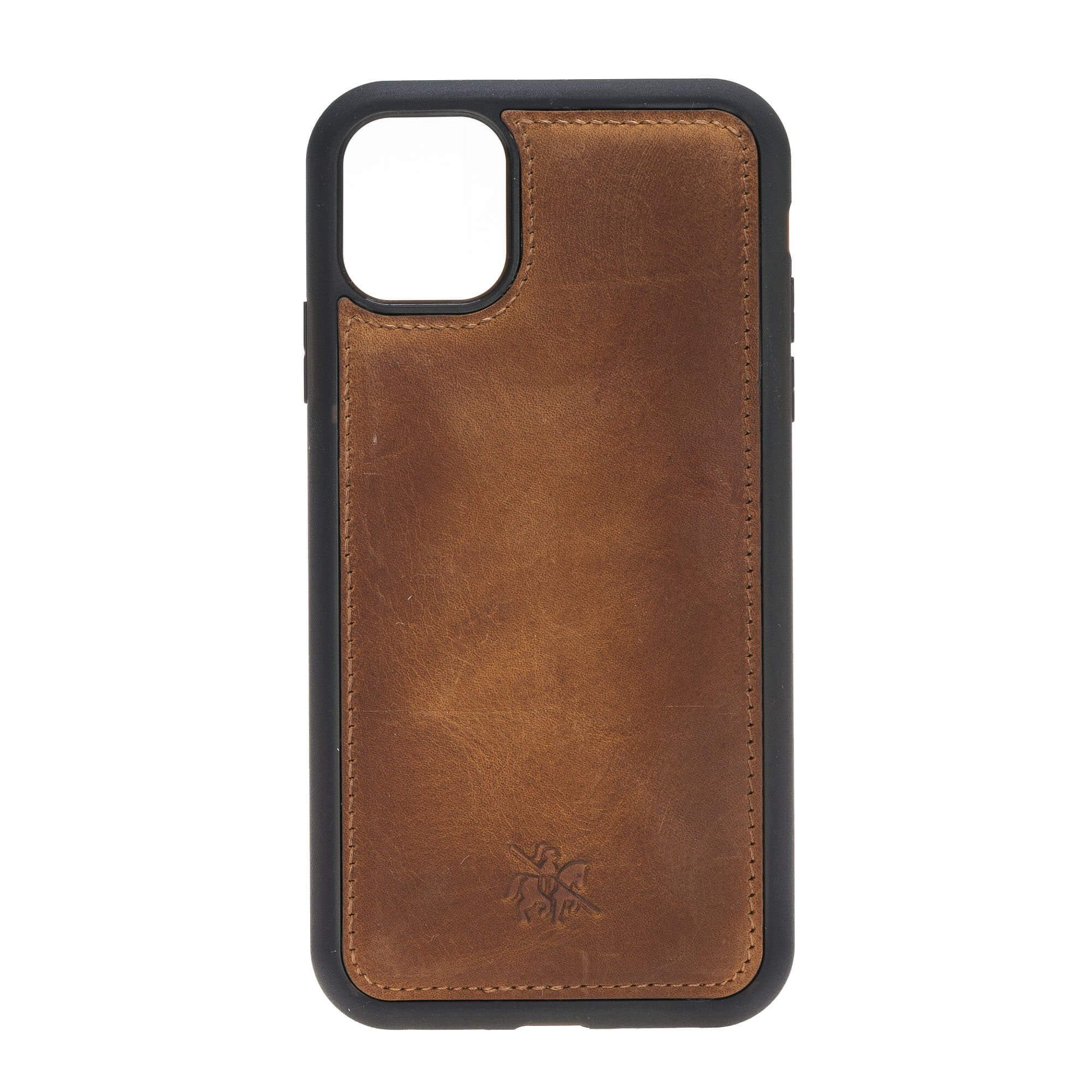 Lucca Snap On Leather Case for iPhone 11 Pro Max