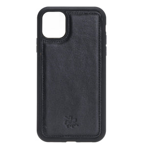 Lucca Snap On Leather Case for iPhone 11