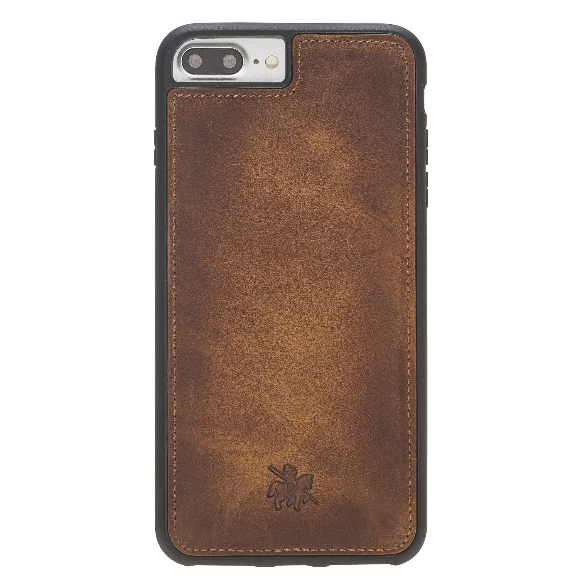 Lucca Snap On Leather Case for iPhone 8 Plus