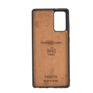 Lucca Snap On Leather Case for Samsung Galaxy Note 20