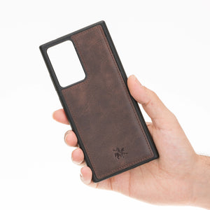 Lucca Snap On Leather Case for Samsung Galaxy Note 20 Ultra