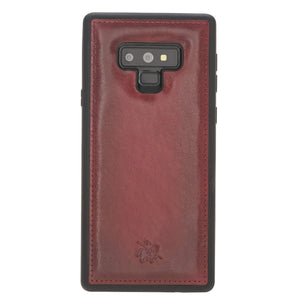 Lucca Snap On Leather Case for Samsung Galaxy Note 9