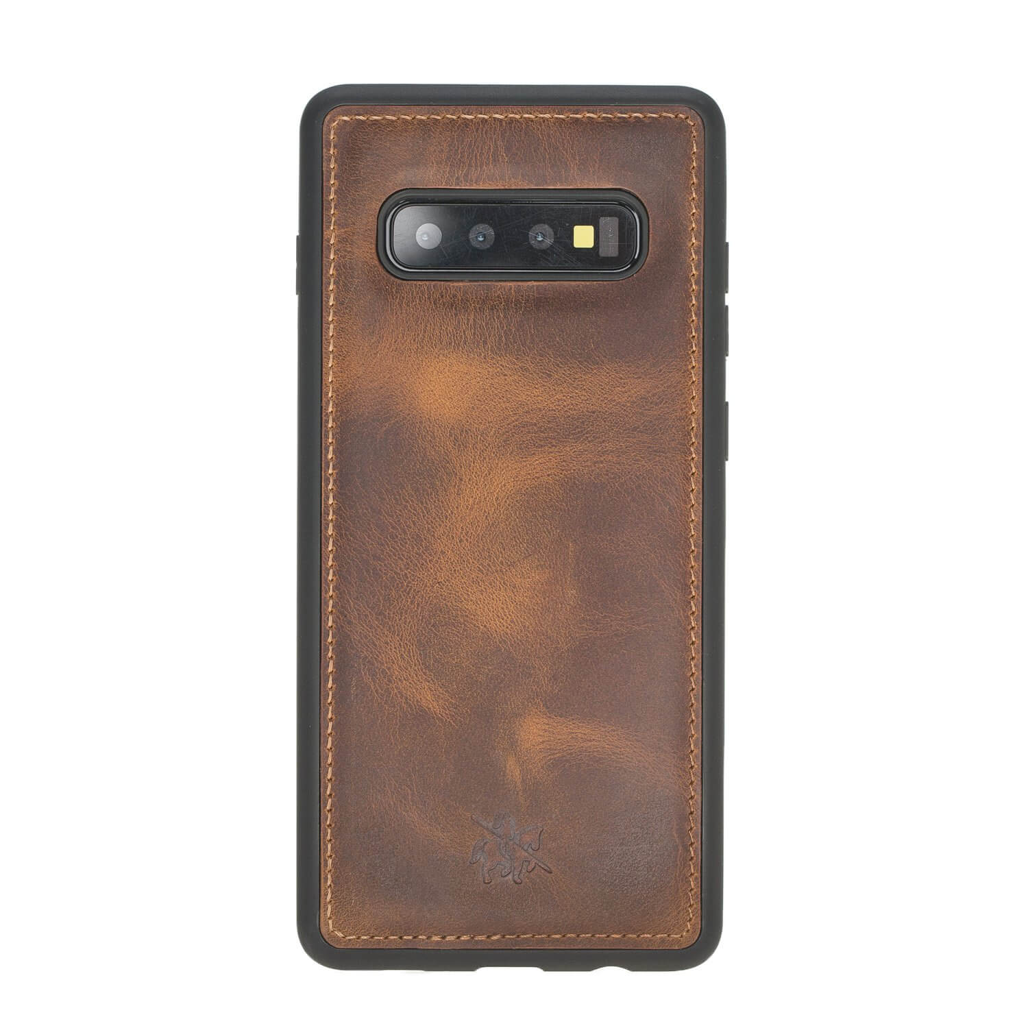 Lucca Snap On Leather Case for Samsung Galaxy S10 Plus