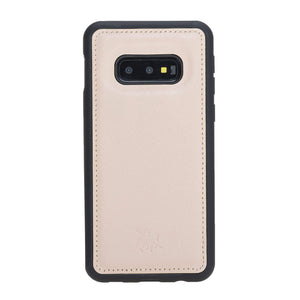 Lucca Snap On Leather Case for Samsung Galaxy S10e