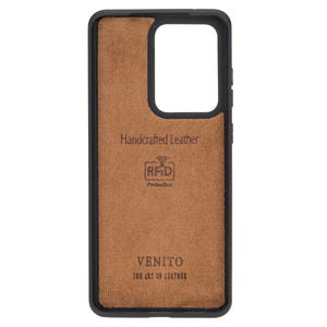 Lucca Snap On Leather Case for Samsung Galaxy S20 Ultra