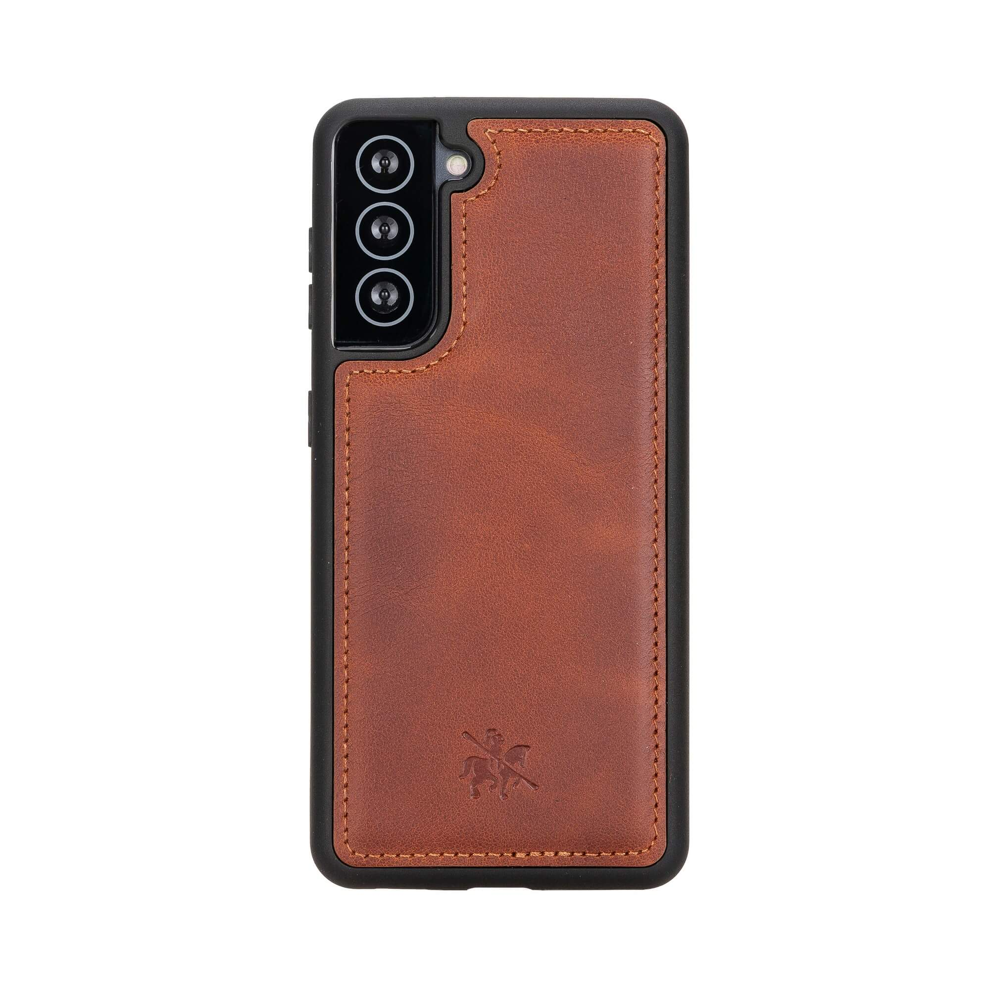 Lucca Snap On Leather Case for Samsung Galaxy S21
