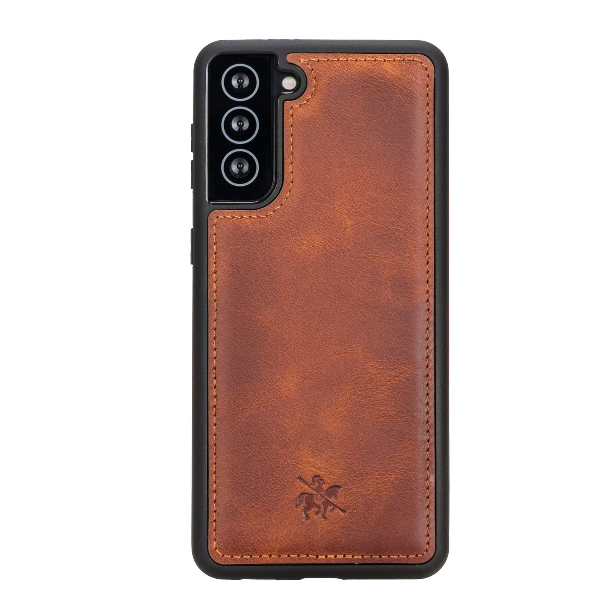 Lucca Snap On Leather Case for Samsung Galaxy S21 Plus
