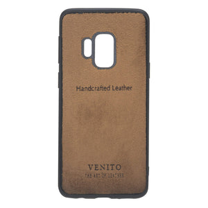 Lucca Snap On Leather Case for Samsung Galaxy S9