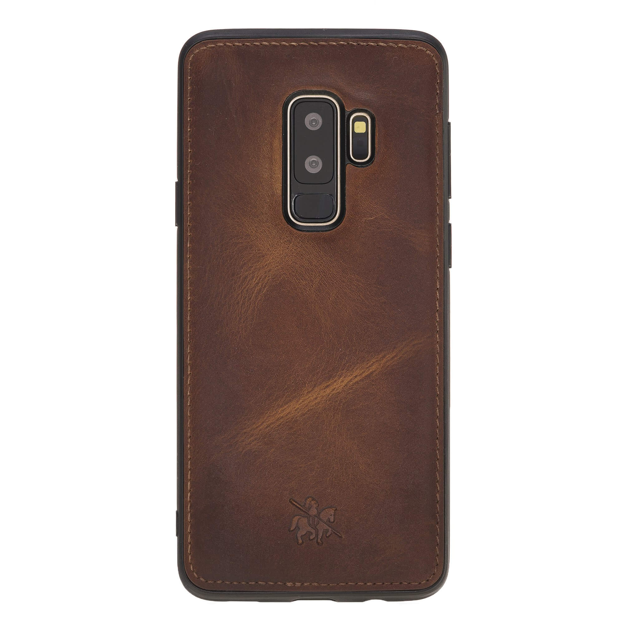 Lucca Snap On Leather Case for Samsung Galaxy S9 Plus