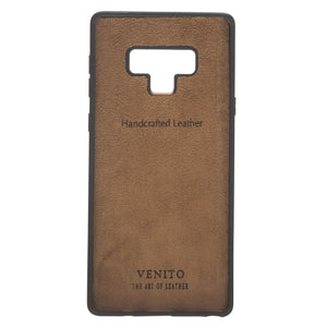Pisa Snap On Leather Wallet Case with Stand for Samsung Galaxy Note 9