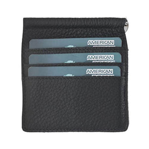 Polo RFID Blocking Leather Wallet Card Holder