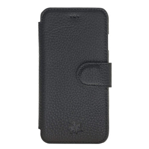 Siena RFID Blocking Leather Wallet Case for iPhone SE 2020