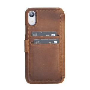 Siena RFID Blocking Leather Wallet Case for iPhone XR
