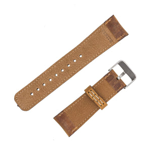 Tivole Universal Leather Band Strap for Smartwatches