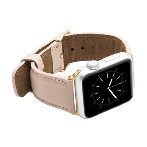 Tuscany Leather Band Strap for Apple Watch