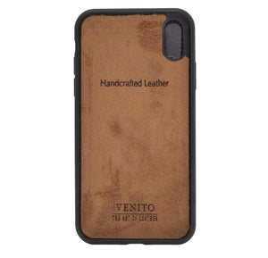 Verona RFID Blocking Leather Slim Wallet Case for iPhone XR