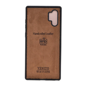 Verona RFID Blocking Leather Slim Wallet Case for Samsung Galaxy Note 10 Plus