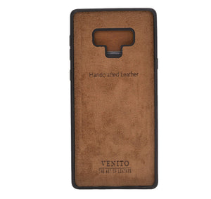 Verona RFID Blocking Leather Slim Wallet Case for Samsung Galaxy Note 9