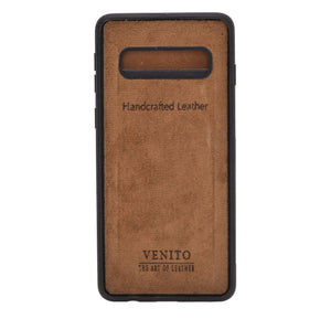 Verona RFID Blocking Leather Slim Wallet Case for Samsung Galaxy S10 Plus