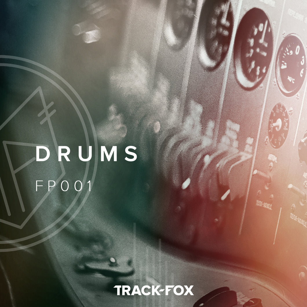 Free Pack 001 Drums