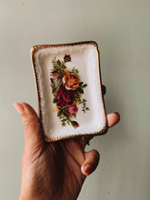 Load image into Gallery viewer, Vintage Royal Albert Rose Trinket Dish