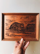 Load image into Gallery viewer, Vintage Partridges Copper Etching