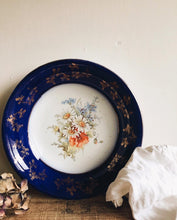 Load image into Gallery viewer, Antique Trent Summer Floral Dish / Bowl