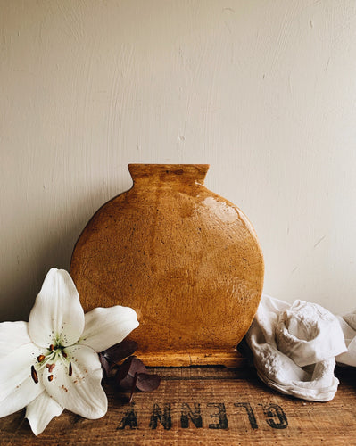 Rustic Hand~thrown Vase (UK Shipping only)