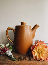 Load image into Gallery viewer, Vintage Rustic Ceramic Tea / Coffee Pot