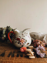 Load image into Gallery viewer, Vintage Floral Jug