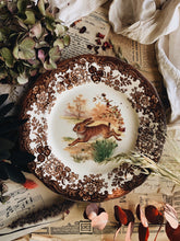 Load image into Gallery viewer, Vintage Royal Worcester Hare Plate