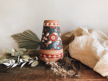 Load image into Gallery viewer, Hand~thrown Decorative Terracotta Vase