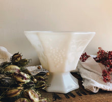 Load image into Gallery viewer, Antique Milk Glass Dish