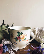 Load image into Gallery viewer, Small Vintage 1950s Floral Jug