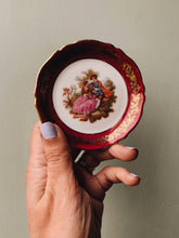 Load image into Gallery viewer, Vintage French Whimsy Narrative Plate