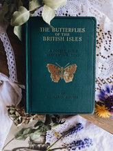 Load image into Gallery viewer, Vintage Book 1940s ~ The Butterflies of the British Isles ~ Richard South
