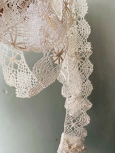 Load image into Gallery viewer, Large Vintage Lace