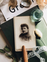 Load image into Gallery viewer, Two Antique Photos (pegs not included)