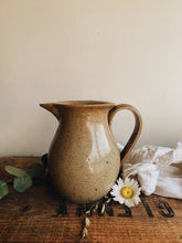 Load image into Gallery viewer, Rustic Hand~thrown Speckle Jug
