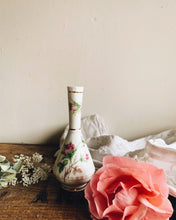 Load image into Gallery viewer, Vintage Rose Miniature Vase